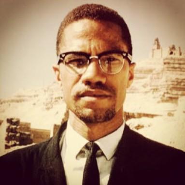 Malcolm X overseas