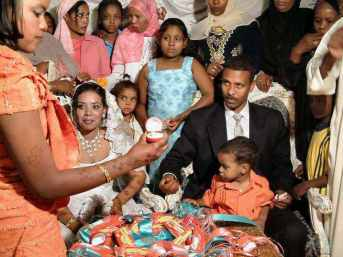A Nubian-Egyptian wedding