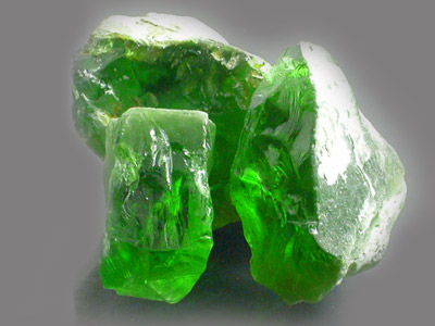 This is said to be Pakistani peridot.