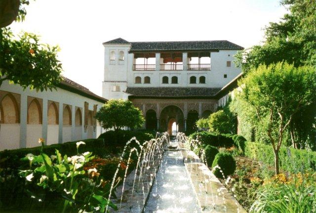 A Moorish Garden