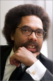 Cornel West: leading colored thinker and homosexual agenda advocate (according to the media).