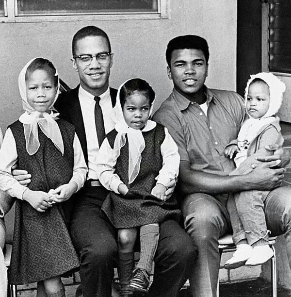 Malcolm and Ali